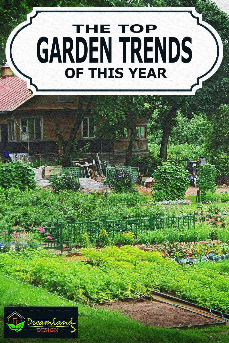Current Garden Trends OF This Year