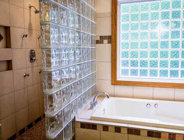 Featured of Consider Installing A Glass Block Shower