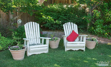 Featured of Plastic Adirondack Chairs: Plastic vs Wood for Adirondack Chairs