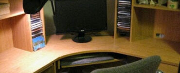Featured of DIY Corner Computer Desk Plans, Build Your Own Computer Desk Plans