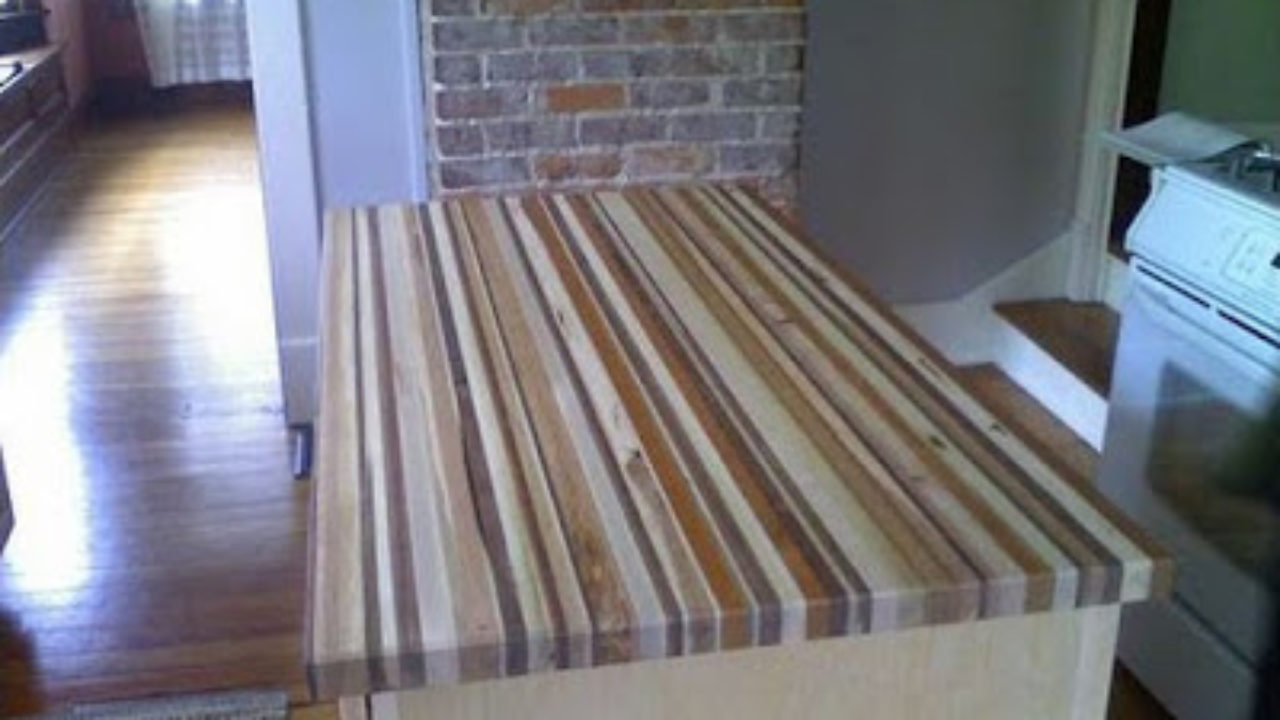 Cool Wood Projects For Guys Build Your Own Diy Countertops