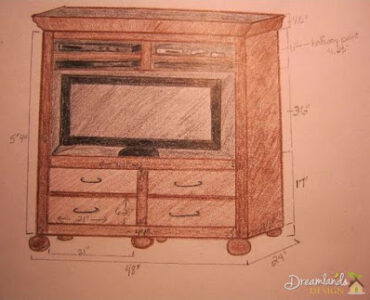 featured picture of diy tv stand ideas