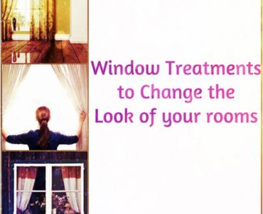 Featured Best Window Treatments to Change the Look of your rooms