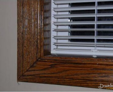 Featured of Tips and Steps How to Staining Wooden Window Frames