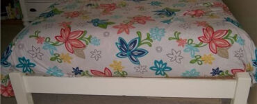 Pic of DIY Bed Frame Ideas