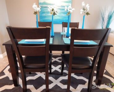 Featured image of Easy DIY Dining Table, How to Make a Wooden Dining Room Table