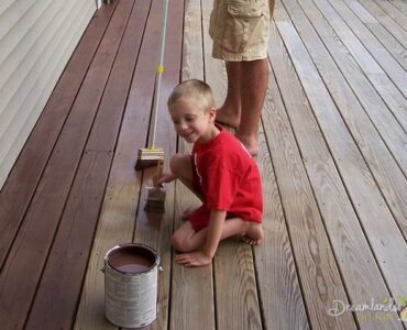 Featured of DIY Deck Stain Sherwin Williams