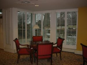 Pic of DIY Plantation Shutters - Custom Plantation Shutters Window Treatments