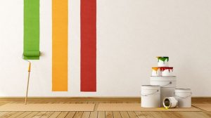 Paint Your House (How to Renovate a House with No Money)