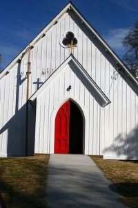 Pic of Small Church - How to Renovate a Church Into a Home