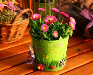 Featured of Beautiful Spring Decorations for the Home (Inspired Spring Décor)