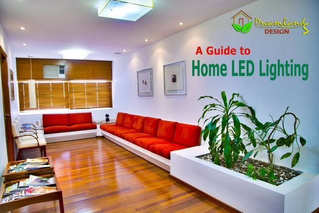 img LED Lighting for Home — A Guide to Home LED Lighting