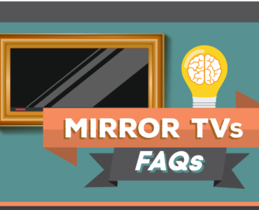 Featured Mirror TVs FAQs (Infographic)