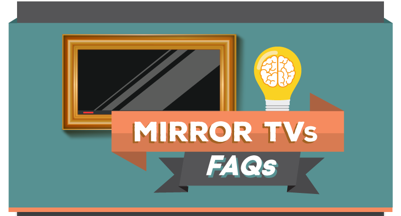 Mirror TVs FAQs (Infographic)