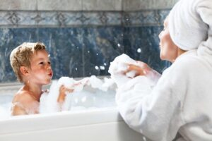 How to Make Your Bathroom Safer for Your Children