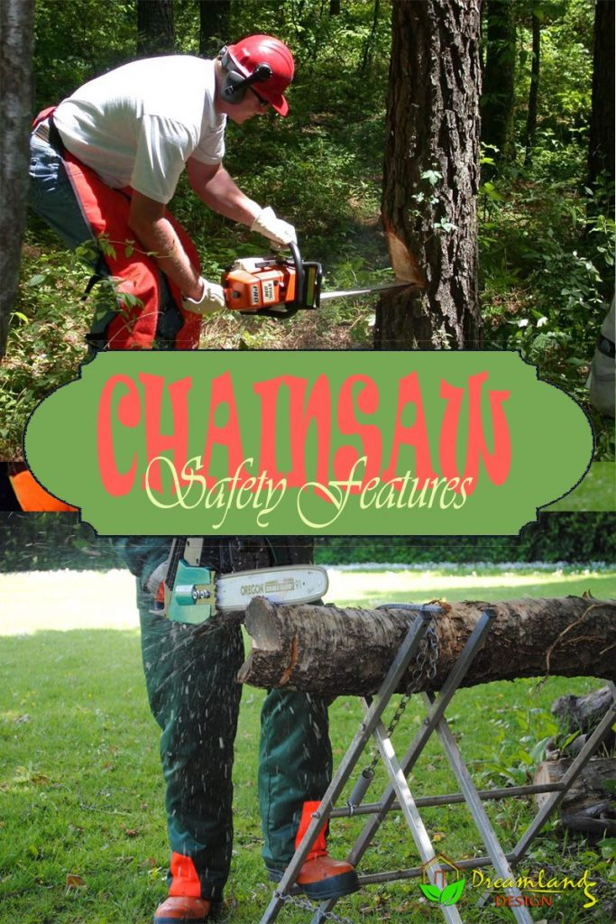 Safety Features of a Chainsaw - Chainsaw Safety Features