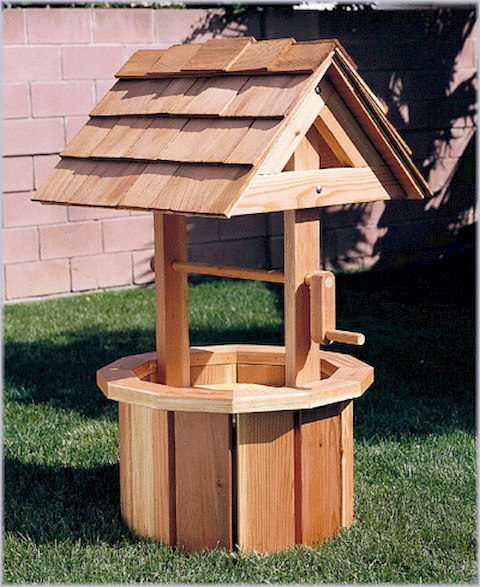 IMG - DIY Wishing Well: Easy Directions for How to Make a Wishing Well