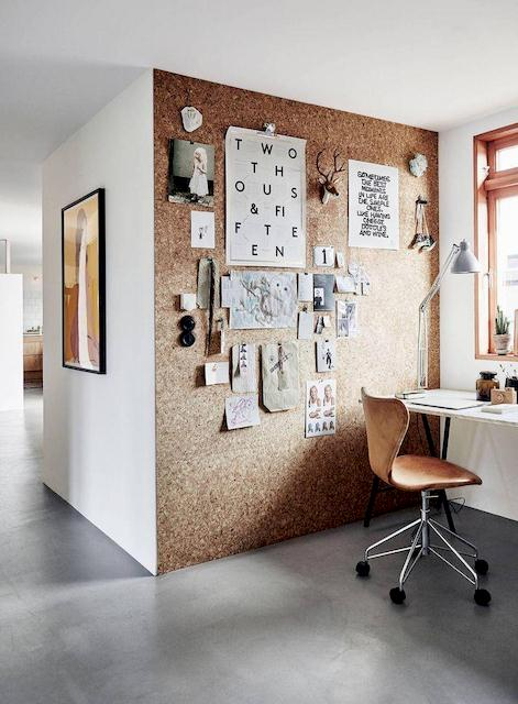 DIY Cork Board (Easy DIY Projects for Spring)