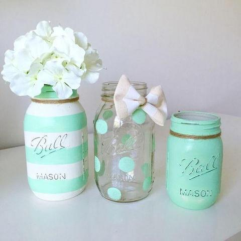 DIY Mason Jar Madness - Easy DIY Projects for Spring