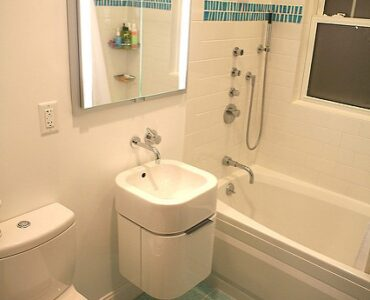 Featured Learn About Inexpensive Alternatives to Tile in Bathroom Floor