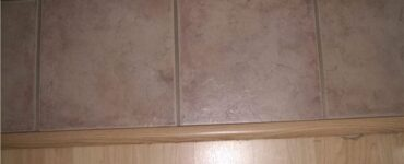 Featured of Wood and Tile Transition: Transitioning Ceramic Tile to Wooden Floor