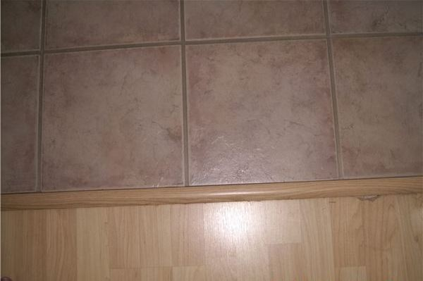 Wood and Tile Transition: Transitioning Ceramic Tile to Wooden Floor