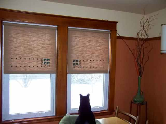 DIY Fabric Roller Shades – How to Make Roller Shades from Scratch