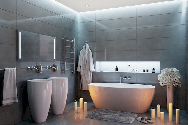 Bathroom Remodeling and Addition - IMG
