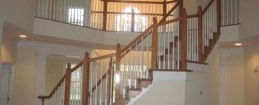 Featured of Newel Post Installation: Installing Posts for a Staircase Balustrade