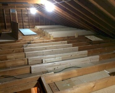 Featured of Step-by-step Guide on How to Build Attic Flooring on Joists