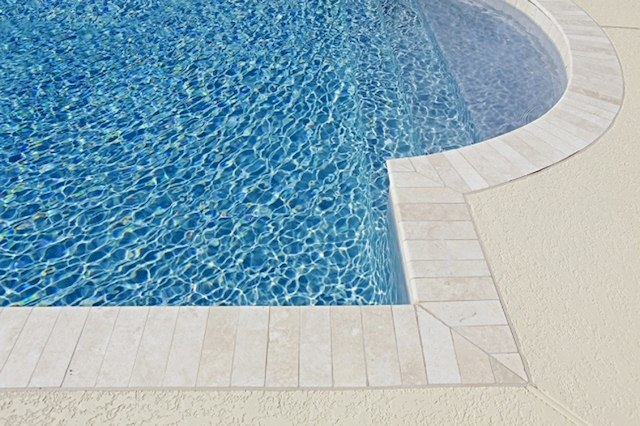 What is Pool Coping - Various Types of Coping in Use Nowadays