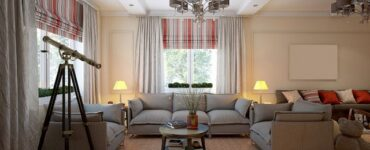 Featured of Advantages of Installing Roman Blinds on The Windows of a House