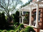 How Do You Build a Pergola Attached to the House?