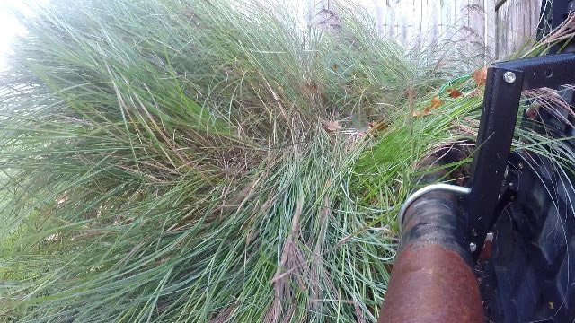 How Do I Cut Very Long Grass