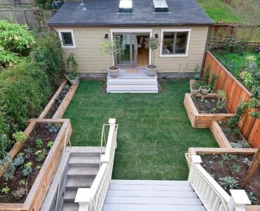 Featured of 15 Landscaping Tips to Maximise a Small Backyard