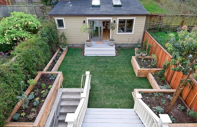 15 Landscaping Tips to Maximise a Small Backyard