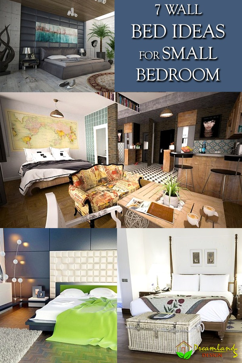 7 Wall Bed Ideas for Small Bedrooms