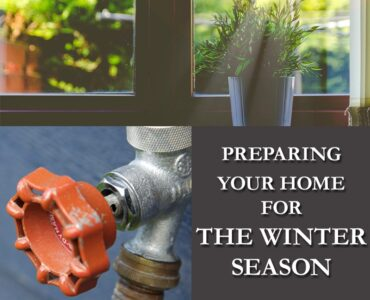 Featured of A Blast of Cold: Preparing Your Home for the Winter Season