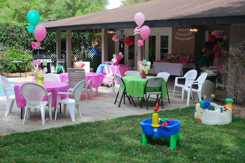 Ideas for DIY Party Decor