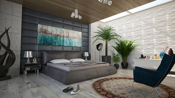 Bed Wall - 7 Wall Bed Ideas for Small Bedrooms