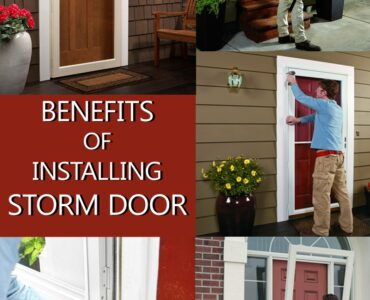 Featured of Benefits of Installing a Storm Door