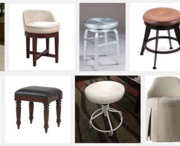 Featured image - Add Extra Seating to Any Room with a Swivel Vanity Stool