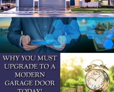 Featured of Why You Must Upgrade to a Modern Garage Door Today