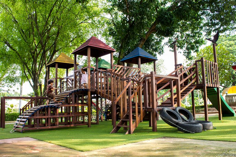 What Is Rubber Mulch, and Is It Good to Use for Your Playground?