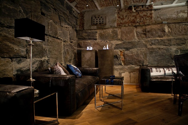 How to Turn Your Basement into a Comfy Lounge