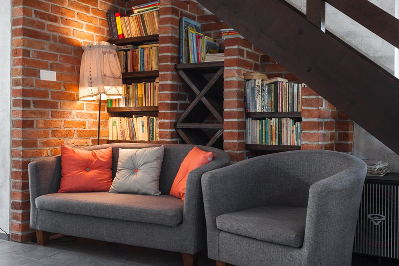 Let There be Light - How to Turn Your Basement into a Comfy Lounge