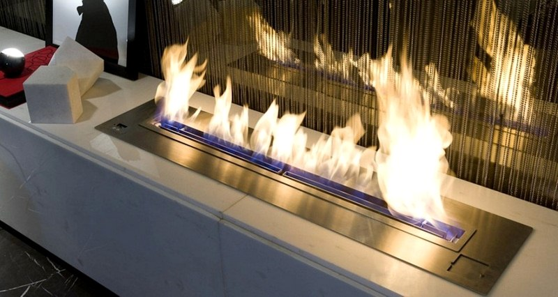 Ethanol Fireplaces - Popular Types of Bespoke Fireplaces