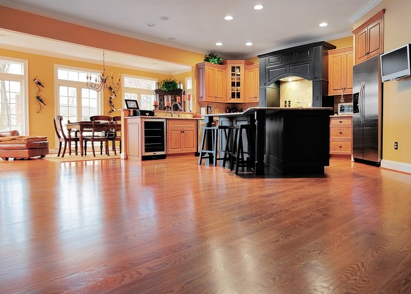 The Various Options You Have in the Kitchen Flooring