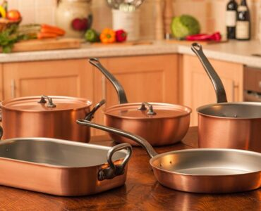 Featured of Why Copper Cookware Should Be in Your Kitchen
