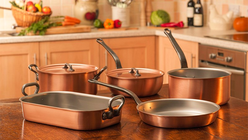 Why Copper Cookware Should Be in Your Kitchen!